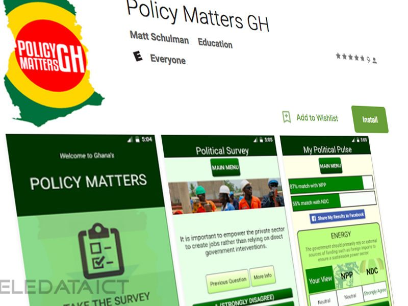 Policy Matters GH
