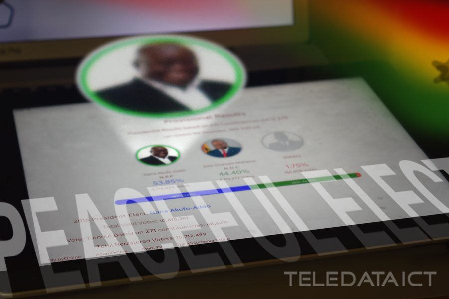 internet to promote a peaceful election