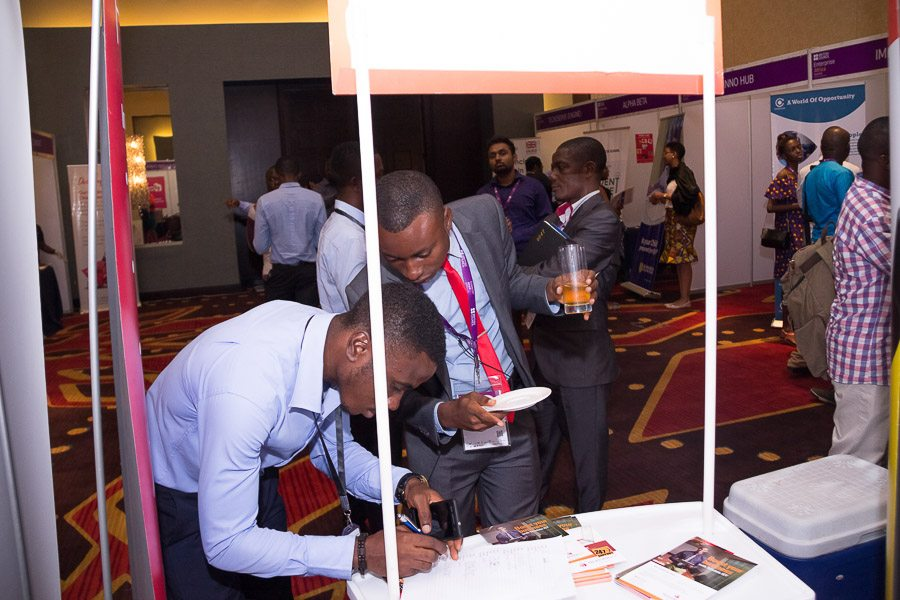 Teledata Exhibits Enterprise Africa Summit