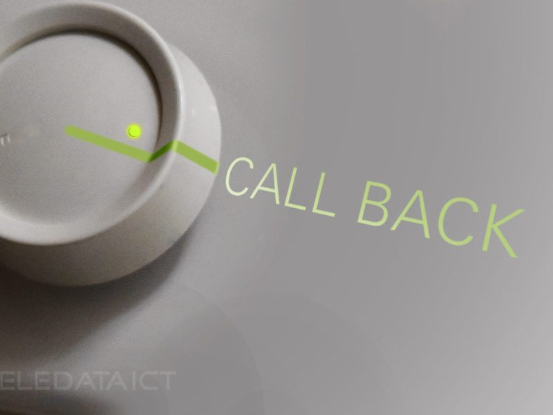 Call Back Link