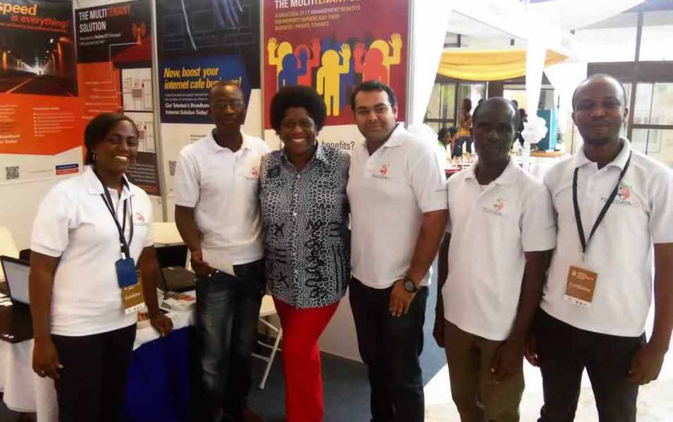 TeledataICT at African Hospitality 1