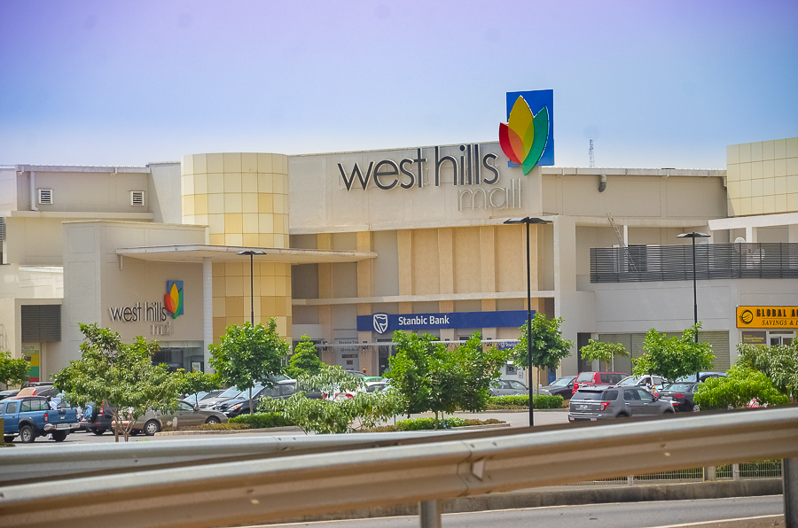 Westhills Mall - Accra