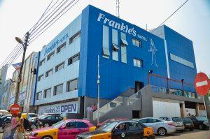 Frankie's Hotel - Accra
