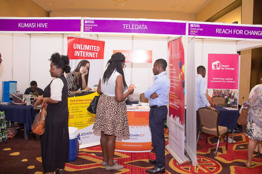 Teledata Exhibits Enterprise Africa Summit
