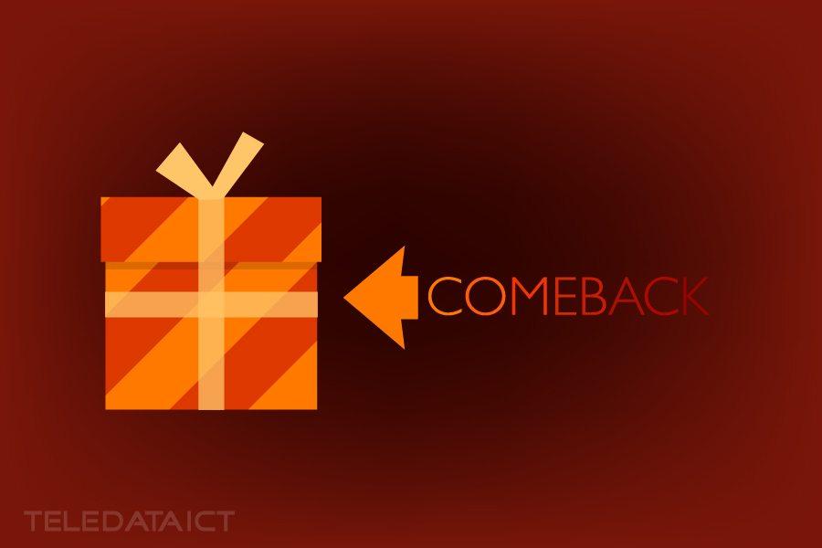 Teledata Comeback Promotion
