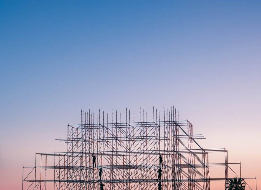 How have technological advances changed the construction industry?