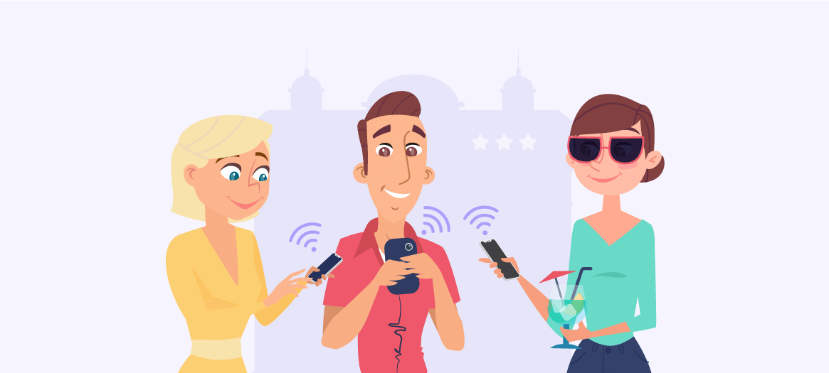 What does Social WiFi mean to the hotel industry?